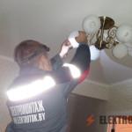 Электромонтажные работы в квартирах